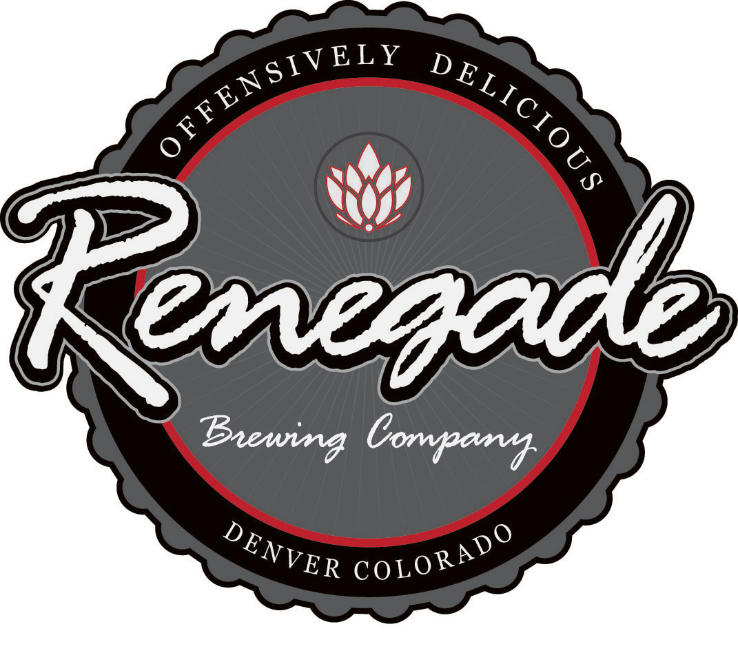 Renegade brewery logo James Davis Designs