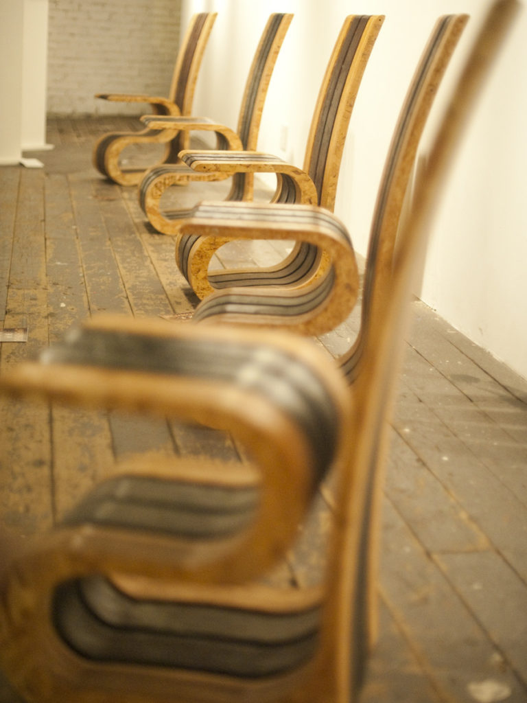 LsD chairs - Tosa Gallery