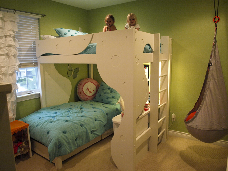 """We need a specific bunk bed and can't find anything... can you help?"""