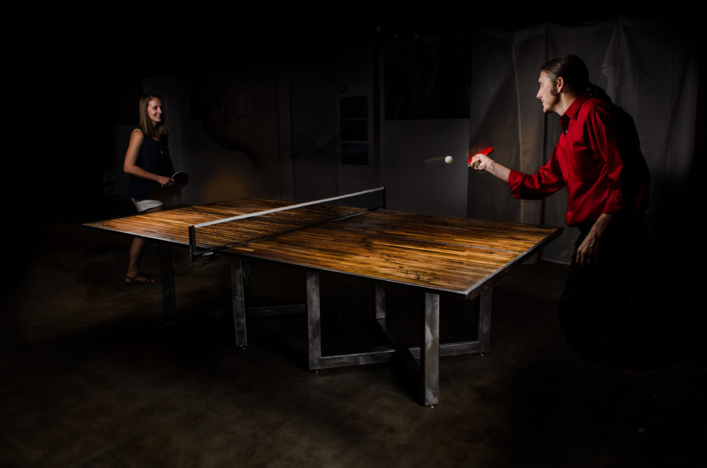 Vertical Arts - Ping Pong Table