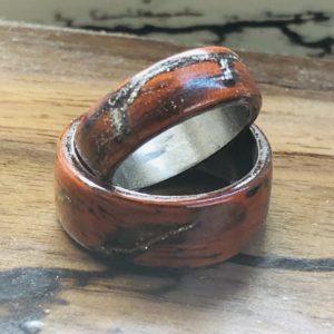 Wood rings Denver