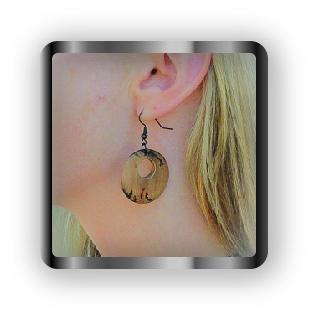 James Davis Designs earring art