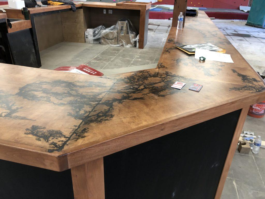The Spot - Front Desk
