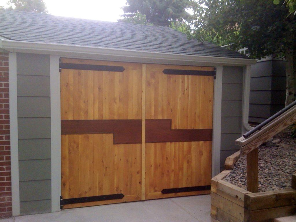 Barn doors garage doors